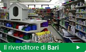 Rivenditore autorizzato a Bari